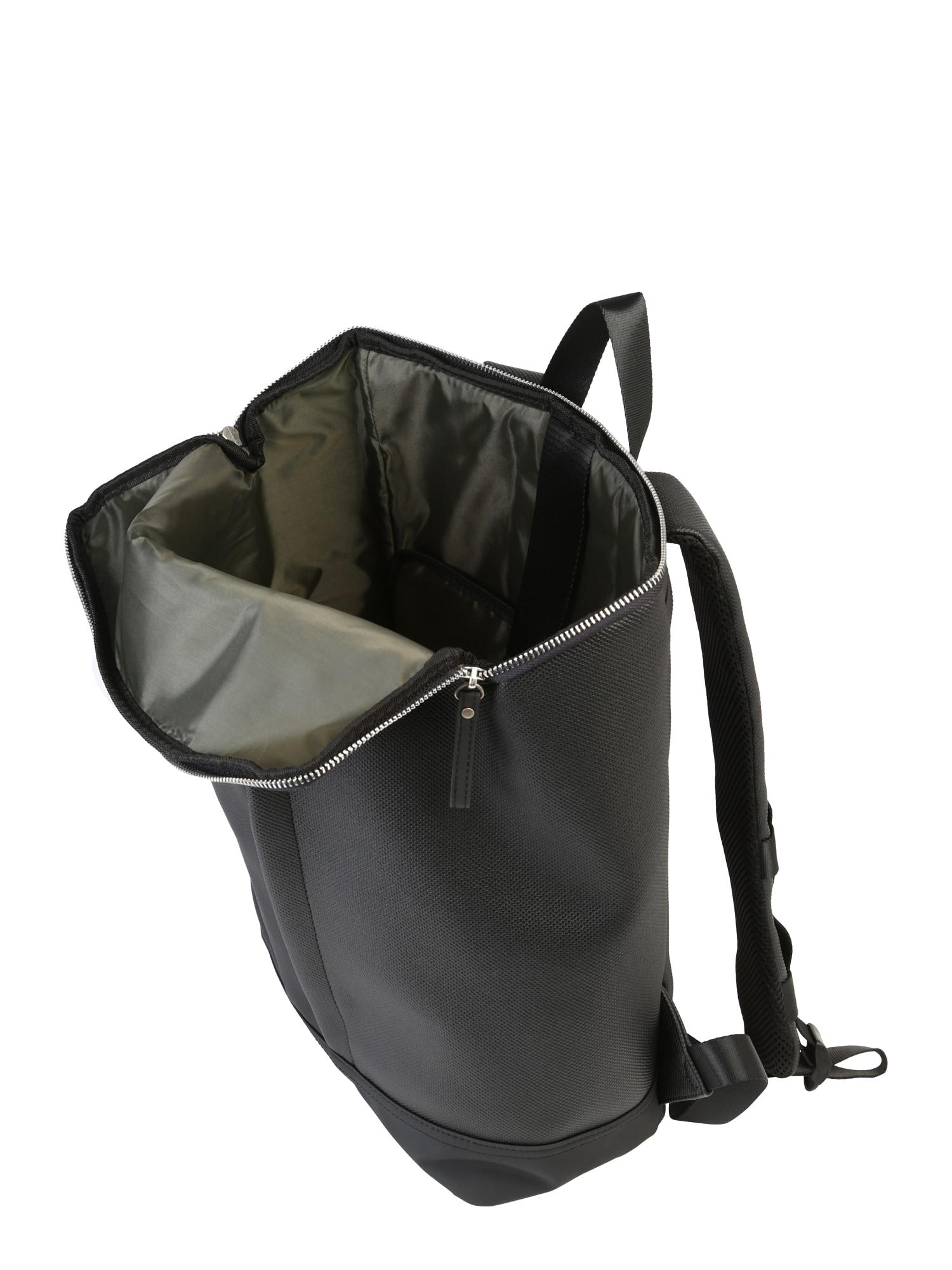 STRELLSON Batoh 'Royal Oak BackPack MVZ'  černá