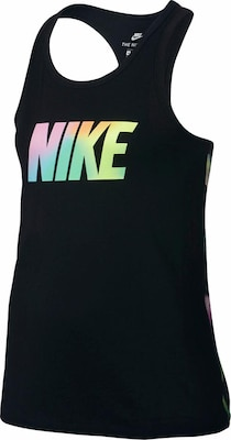Nike Sportswear Tanktop 'GIRL NSW TANK RAINBOW BRUSH'