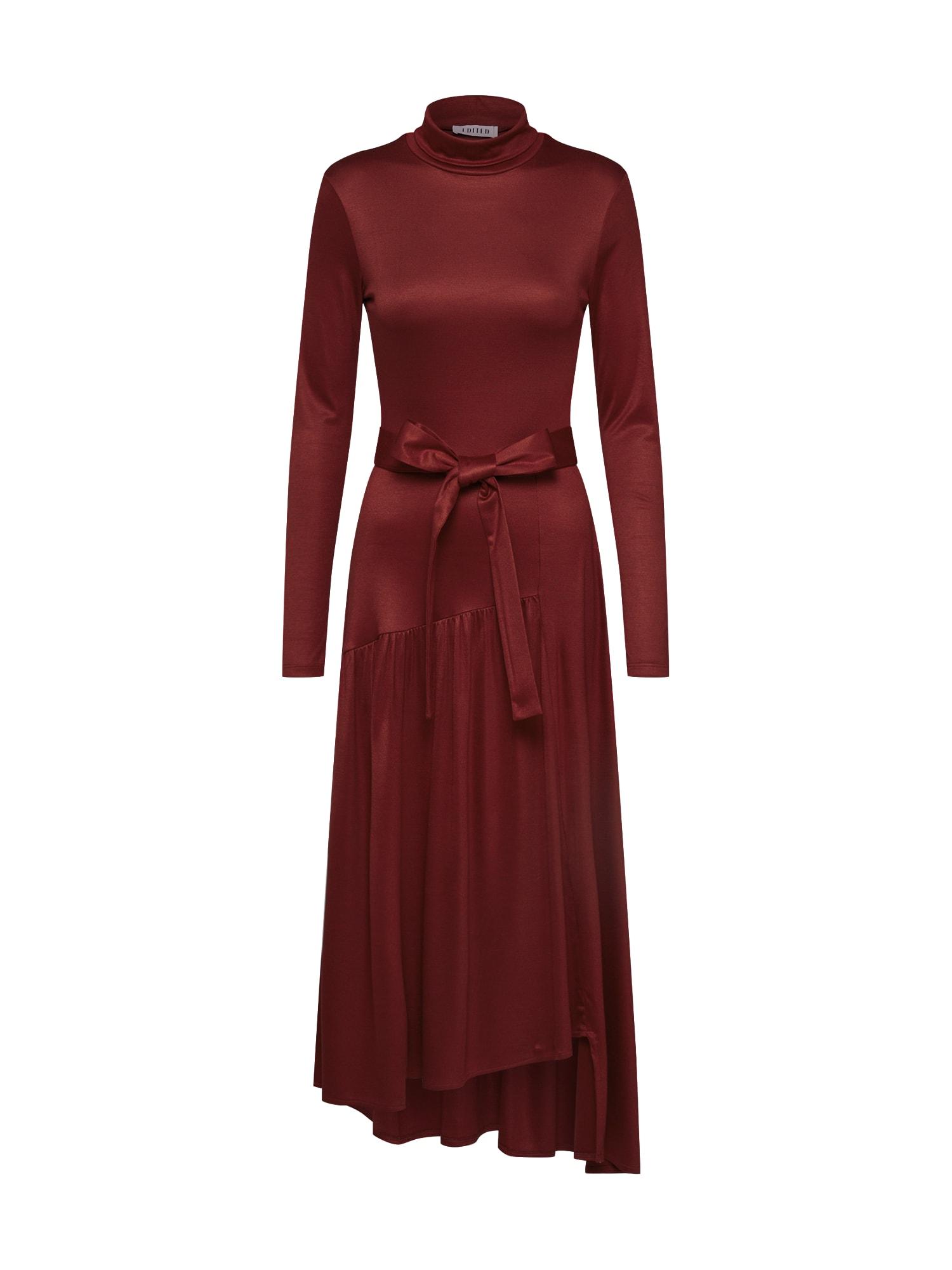 EDITED Suknelė 'Aiyana' ruda