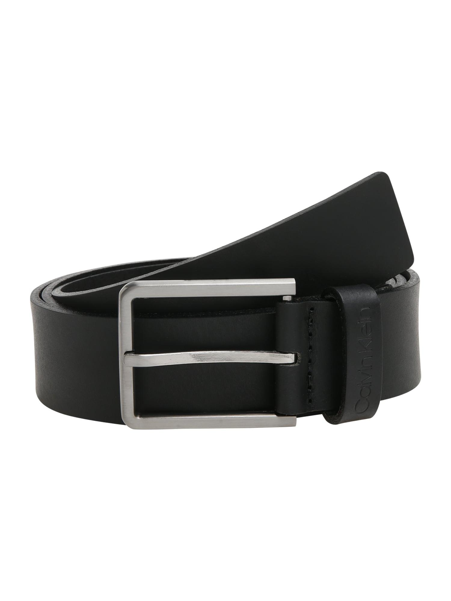 Calvin Klein Diržas '35MM ESSENTIAL' juoda