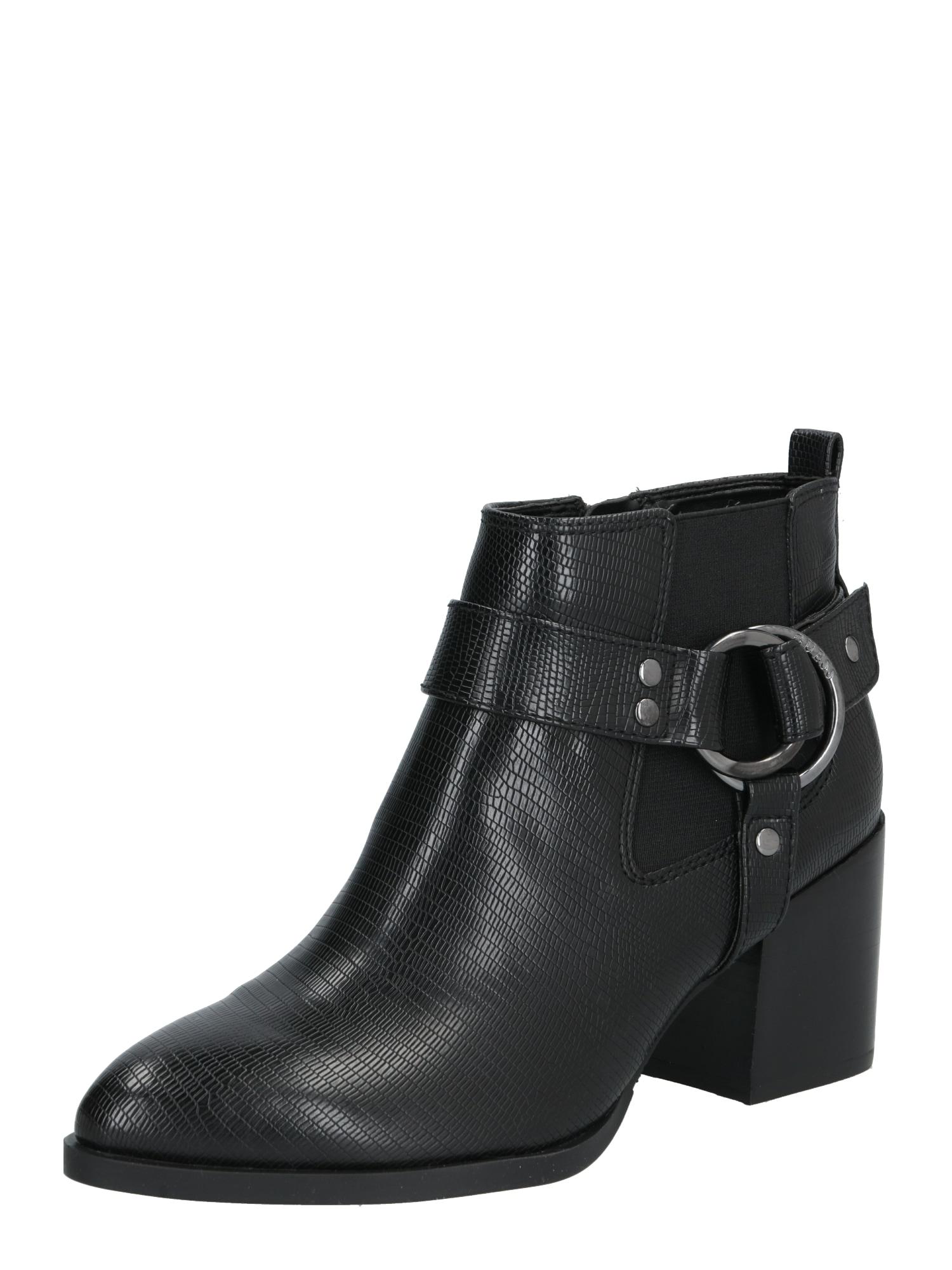 GUESS Kulkšnis dengiantys batai 'VACHELE2' juoda