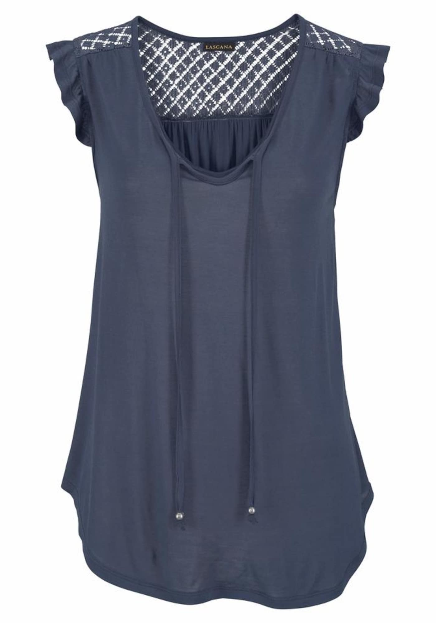 BUFFALO Marškinėliai indigo spalva