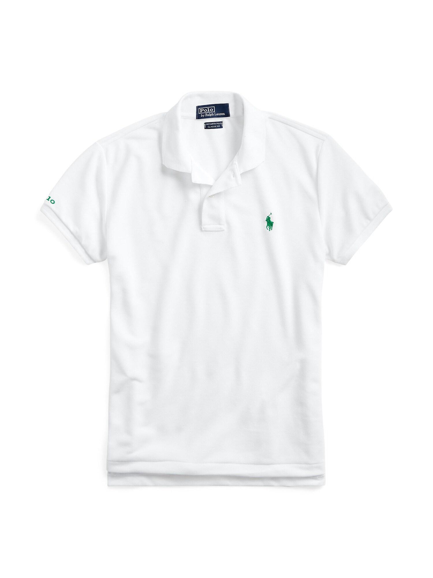 POLO RALPH LAUREN Marškinėliai 'CLASSIC FIT' balta
