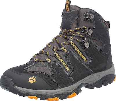 JACK WOLFSKIN 'Mountain Attack Mid Texapore' Outdoor Stiefeletten