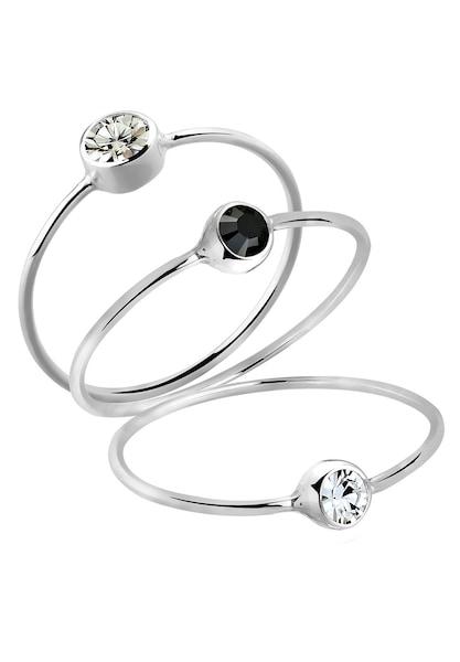 Ringe für Frauen - ELLI Ring silber  - Onlineshop ABOUT YOU