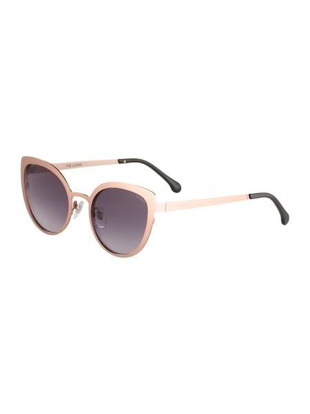Sonnenbrillen für Frauen - Komono Sonnenbrille 'LOGAN' rosé  - Onlineshop ABOUT YOU