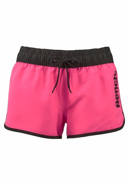 Bademode - Badeshorts › Bench › pink  - Onlineshop ABOUT YOU