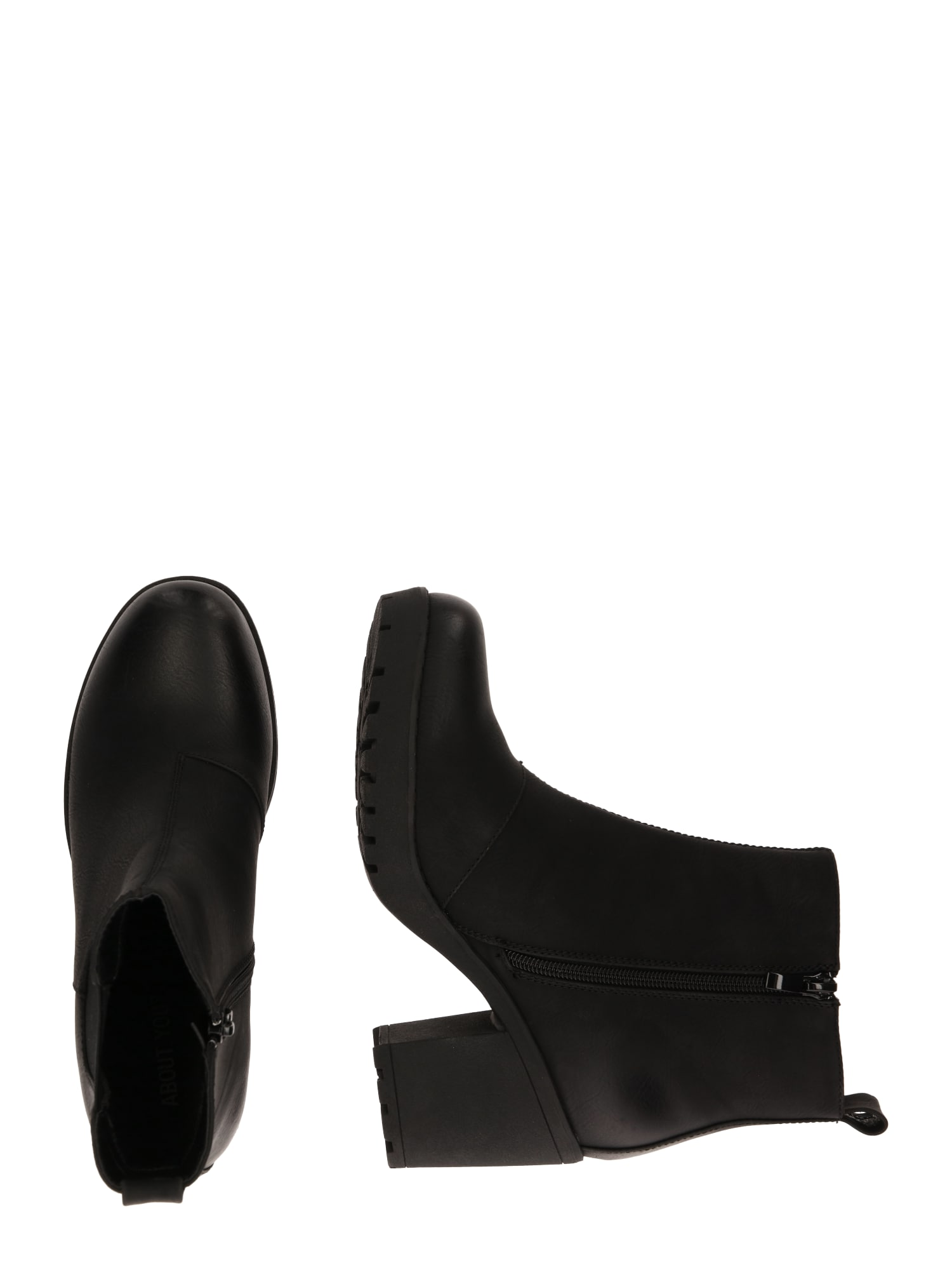 ABOUT YOU Chelsea boots 'Annemarie'  svart
