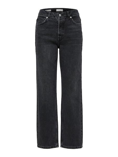 Hosen - Jeans › Selected Femme › grey denim  - Onlineshop ABOUT YOU