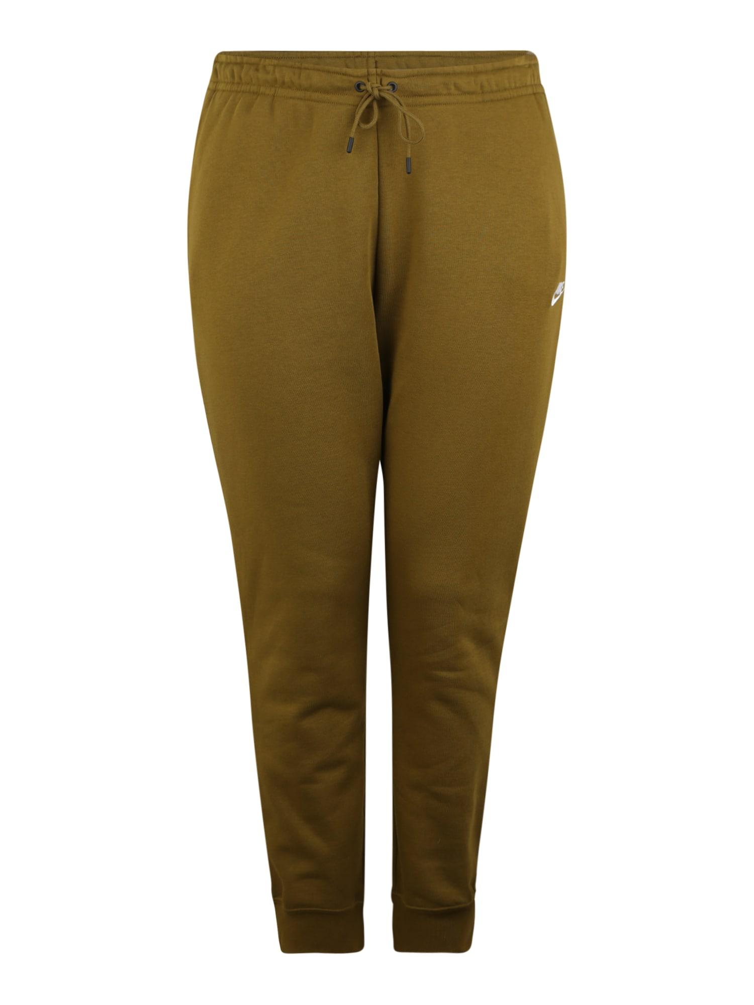 Nike Sportswear Kelnės alyvuogių spalva