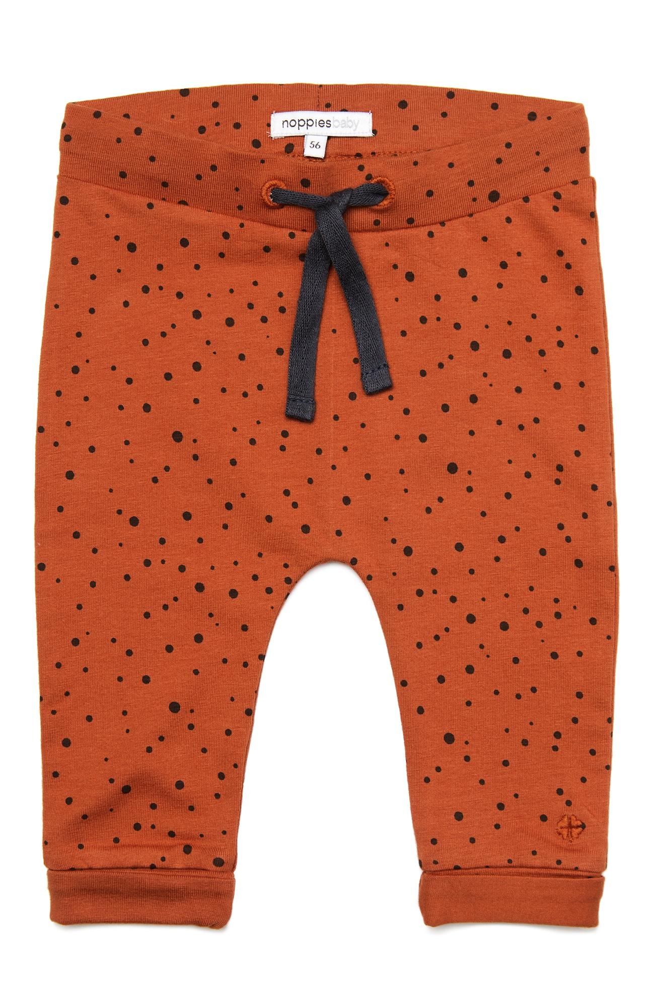 Noppies Kelnės ' Bobby ' tamsiai oranžinė