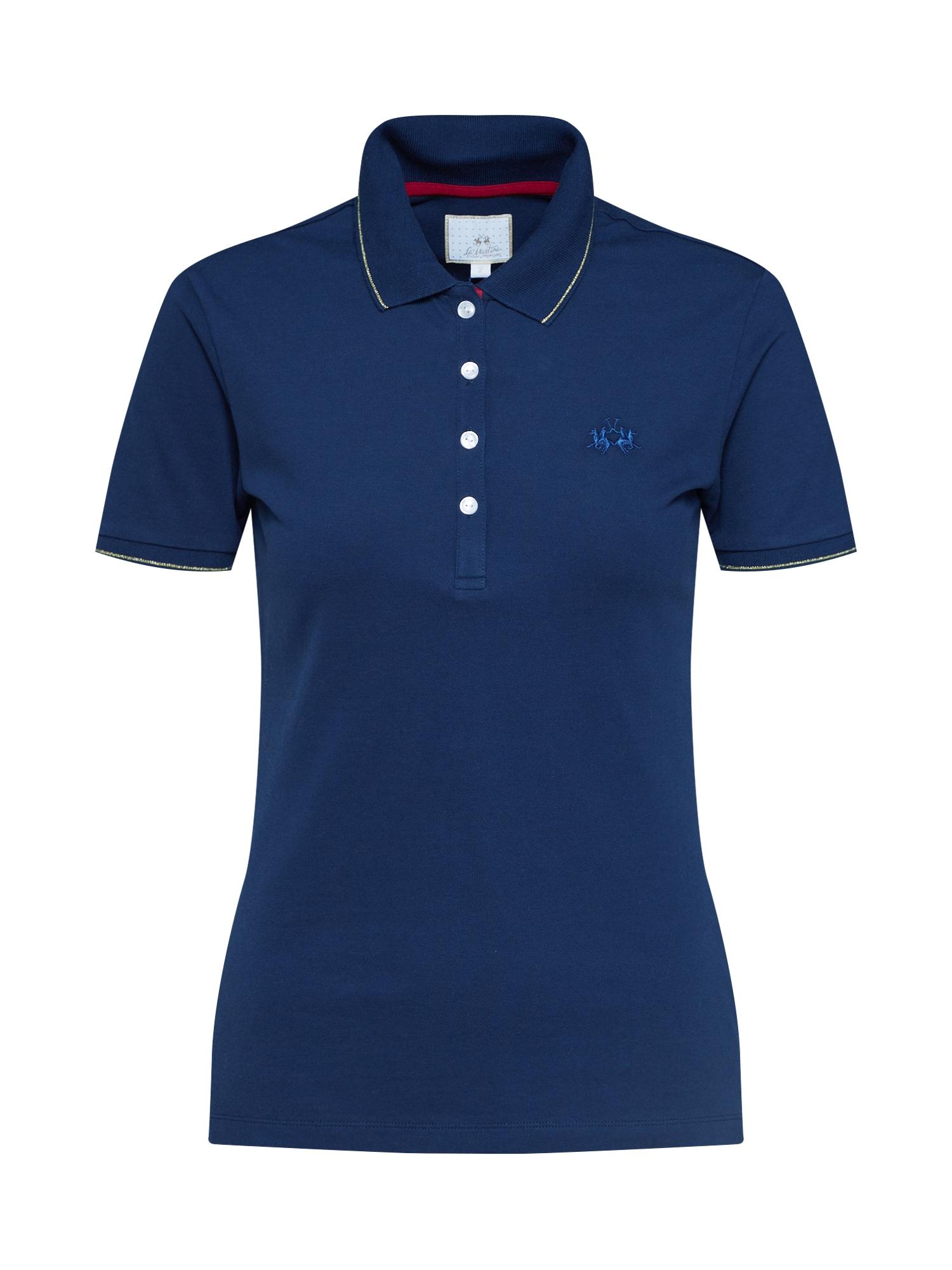 Tričko námořnická modř La Martina