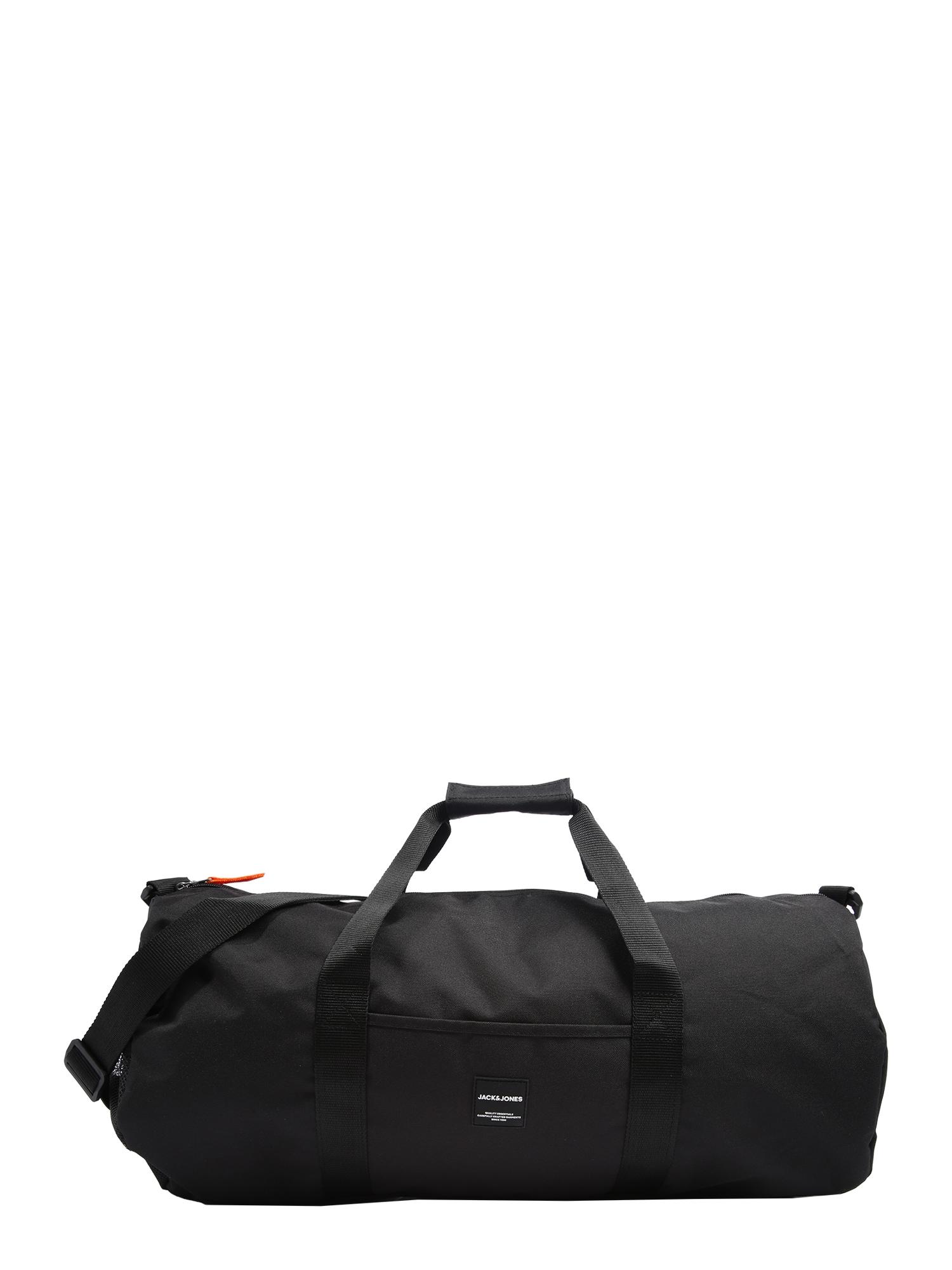 JACK & JONES Kelioninis krepšys juoda