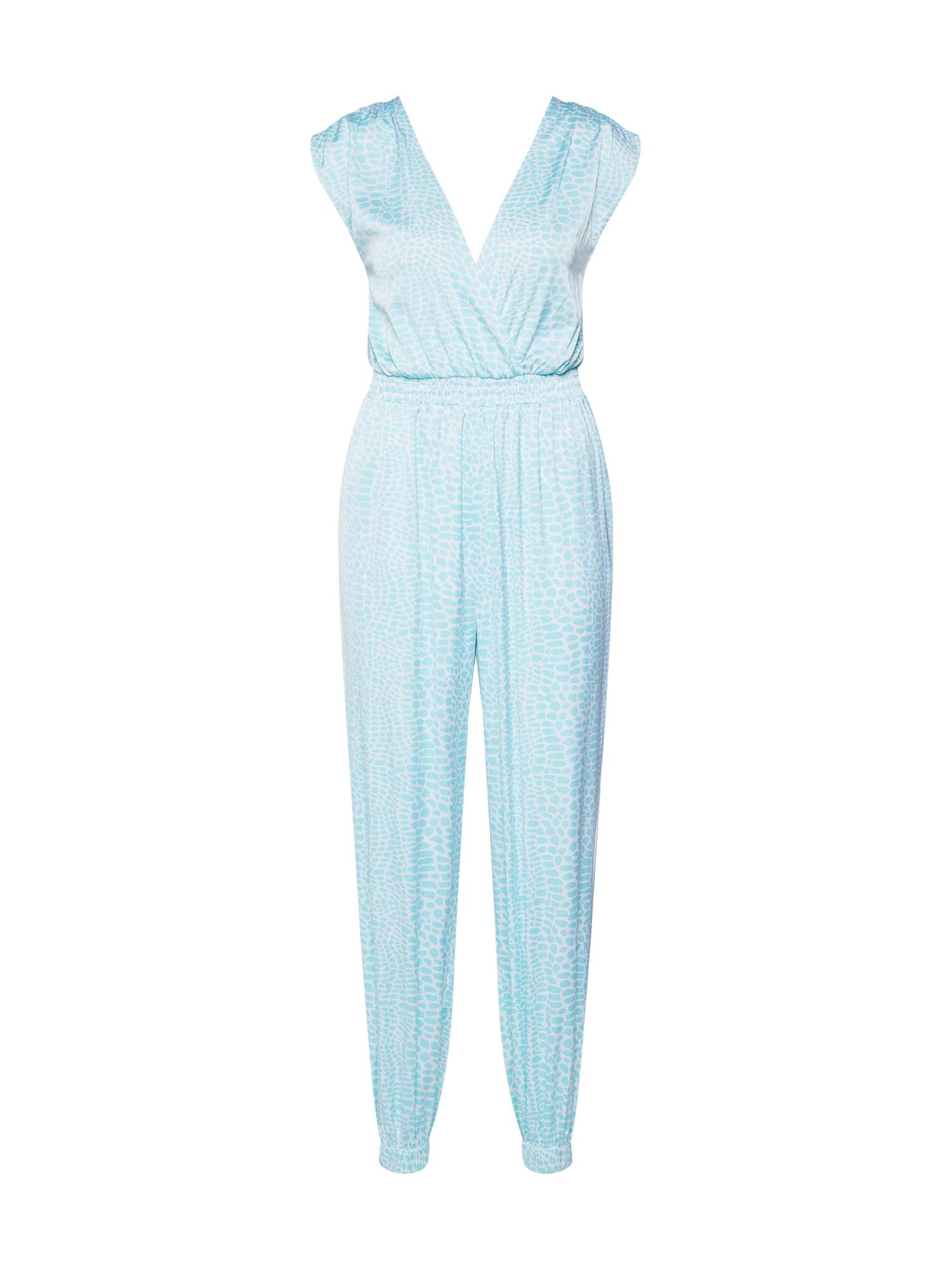 IVYREVEL Vienos dalies kostiumas šviesiai mėlyna / balta
