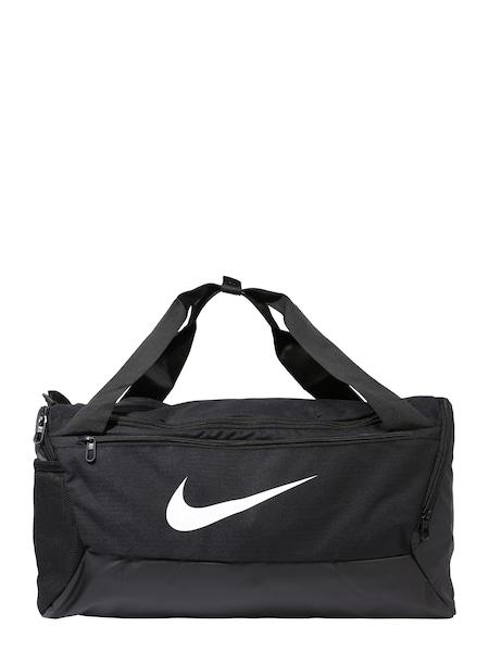 Sporttaschen für Frauen - NIKE Sporttasche 'BRSLA S DUFF 9.0' schwarz weiß  - Onlineshop ABOUT YOU