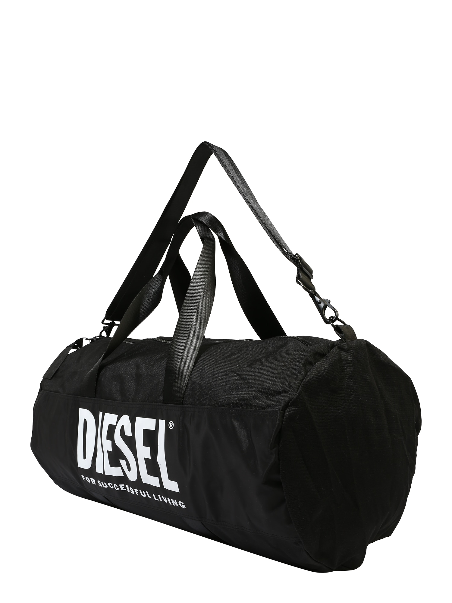 DIESEL Kelioninis krepšys 'UFFLE PROPS' juoda