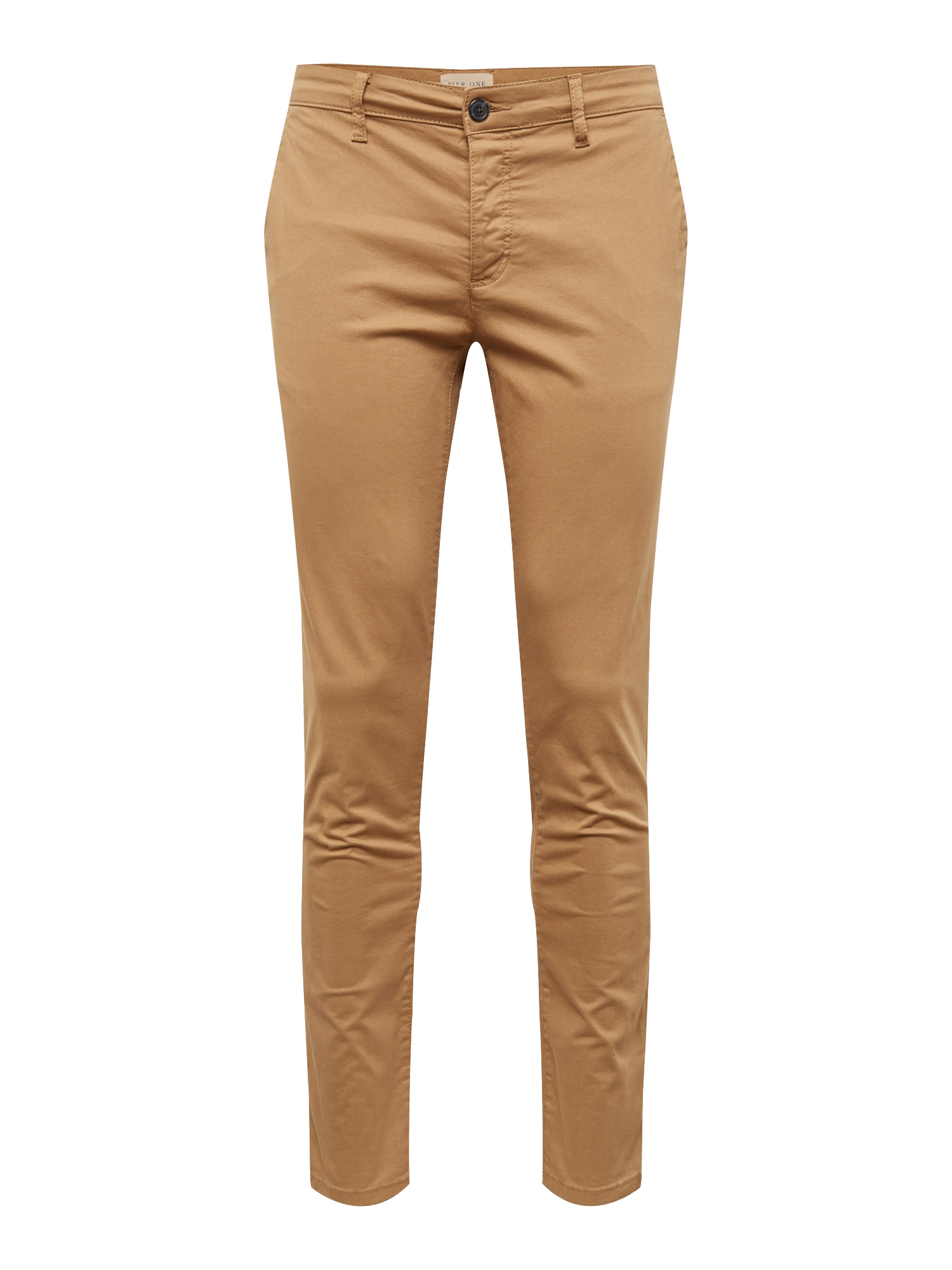 Chino kalhoty béžová Pier One