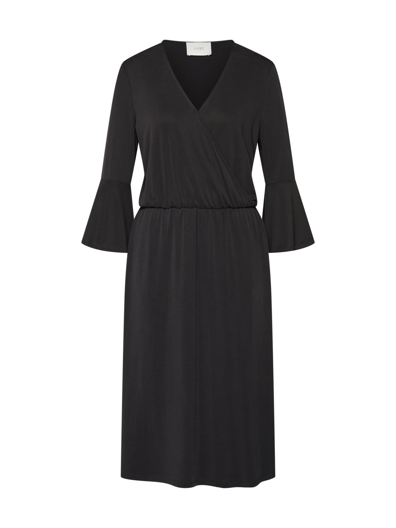 Šaty černá JUST FEMALE