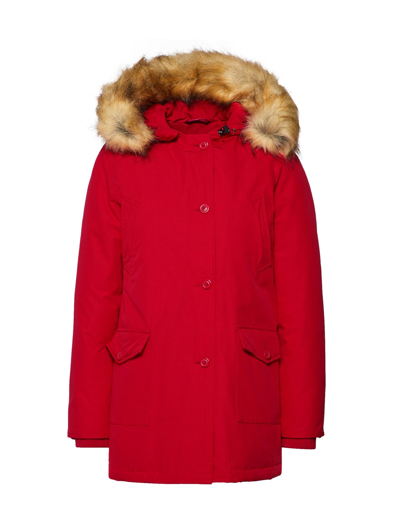 Canadian Classics Ilga žieminė striukė 'Lindsay' raudona
