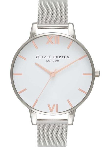 Uhren für Frauen - Armbanduhr › Olivia Burton › rosegold silber  - Onlineshop ABOUT YOU