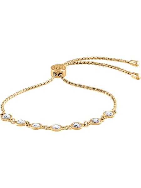 Armbaender für Frauen - Armband 'Dressed up, 2780226' › Tommy Hilfiger › gold transparent  - Onlineshop ABOUT YOU