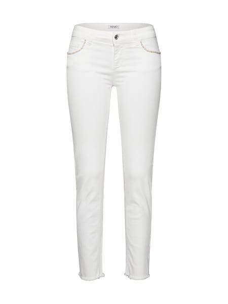 Hosen - Jeans › LIU JO JEANS › weiß  - Onlineshop ABOUT YOU