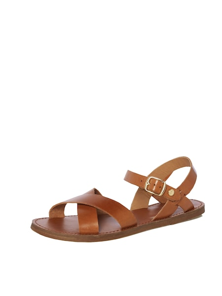 Sandalen für Frauen - Sandale 'LAVELL' › Dune LONDON › cognac  - Onlineshop ABOUT YOU