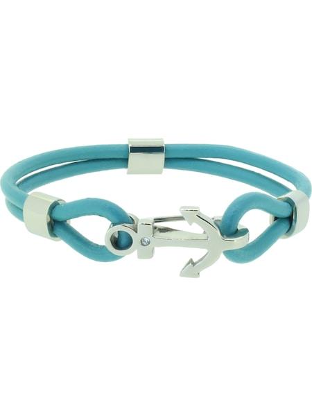 Armbaender - Armband '110504' › Hafen Klunker › türkis silber  - Onlineshop ABOUT YOU
