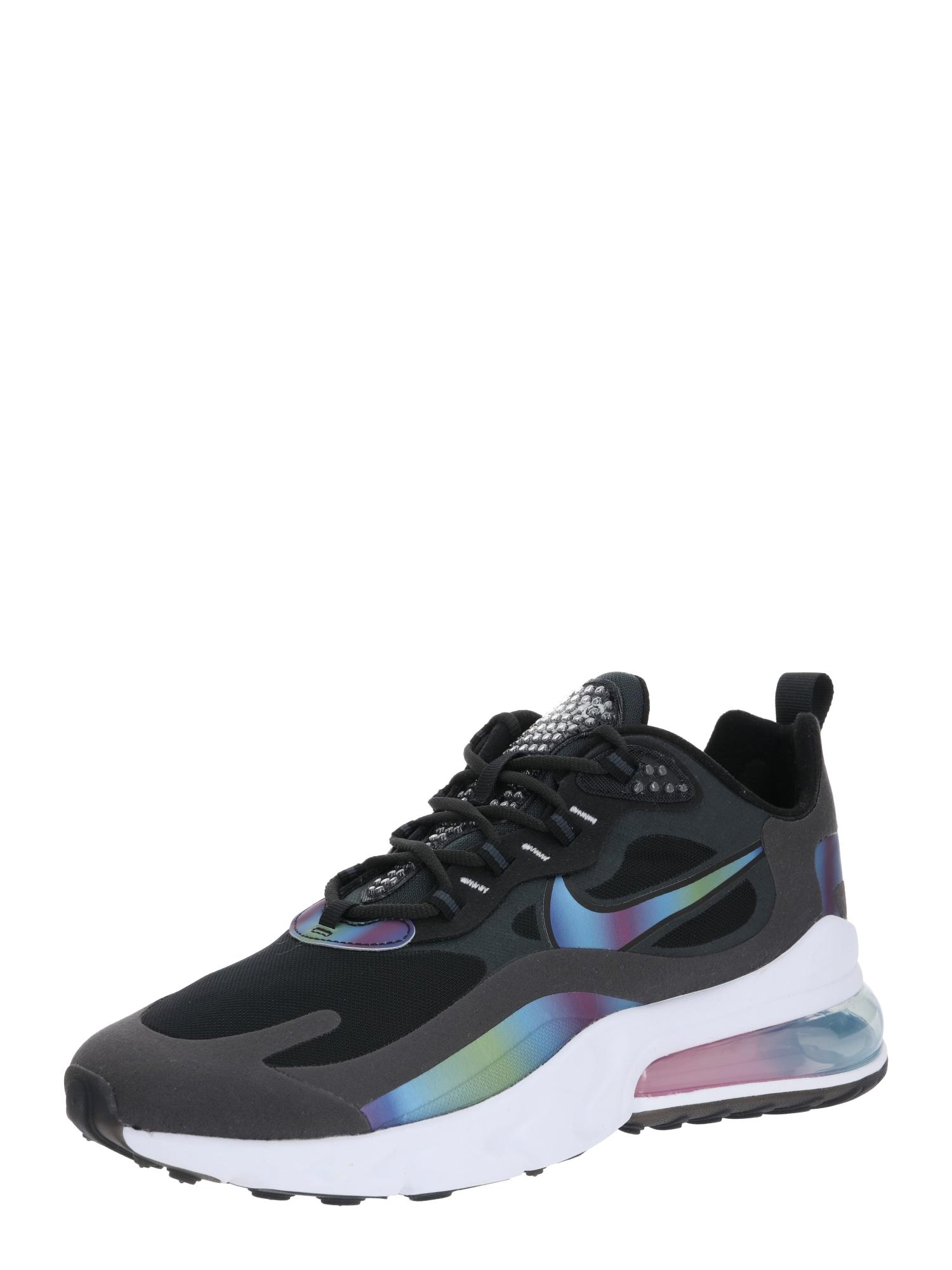 Nike Sportswear Sportbačiai be auliuko juoda / tamsiai pilka