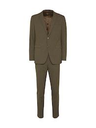 Esprit,Esprit Collection Herren Anzug solid melange  | 04059601743669