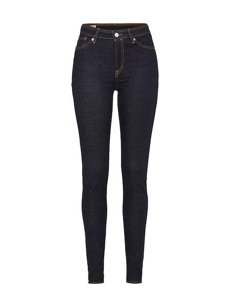 Hosen für Frauen - 'Christina' Skinny Jeans › Kings Of Indigo › dunkelblau  - Onlineshop ABOUT YOU