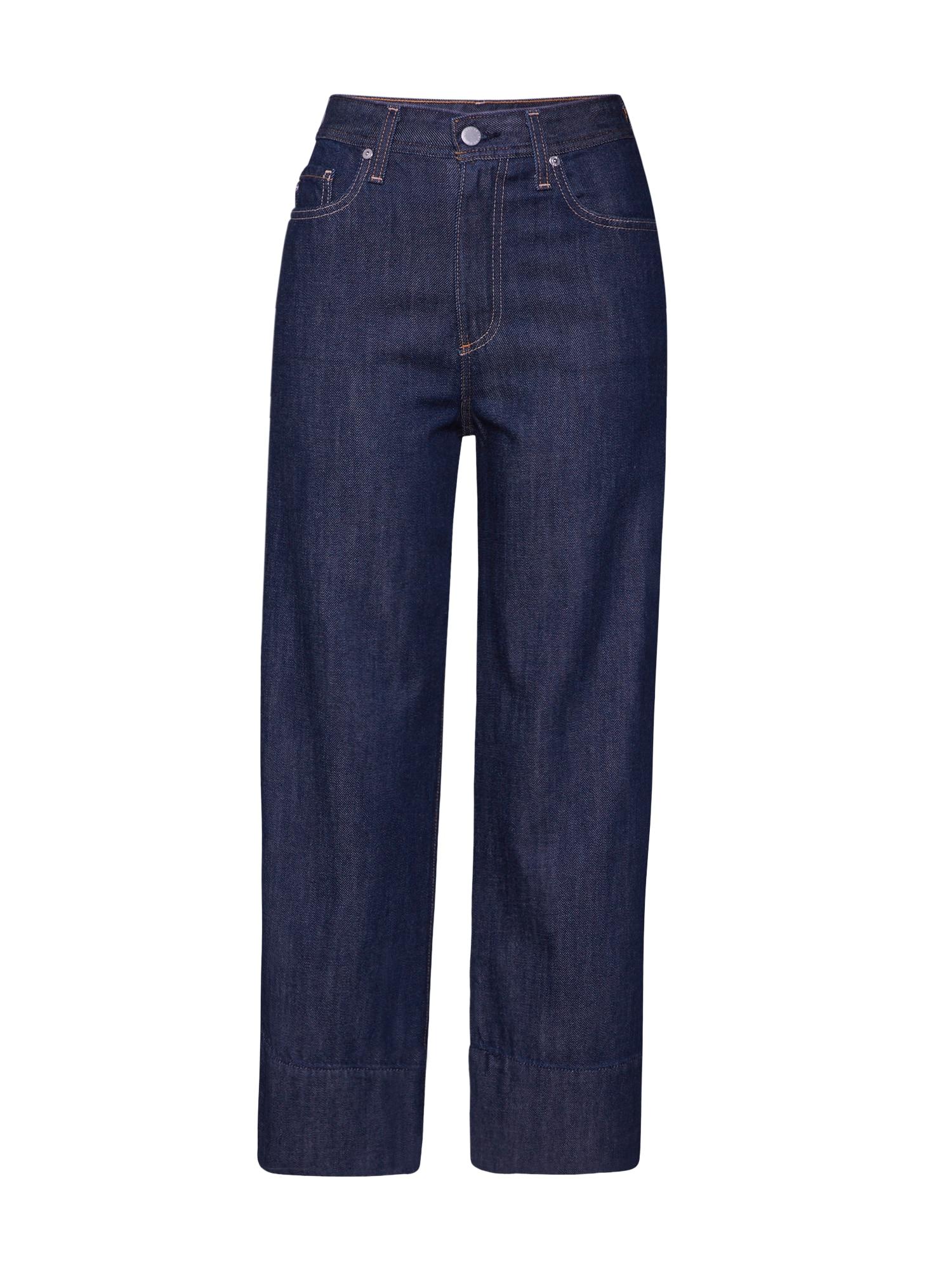 AG Jeans Džinsai 'ETTA' tamsiai (džinso) mėlyna