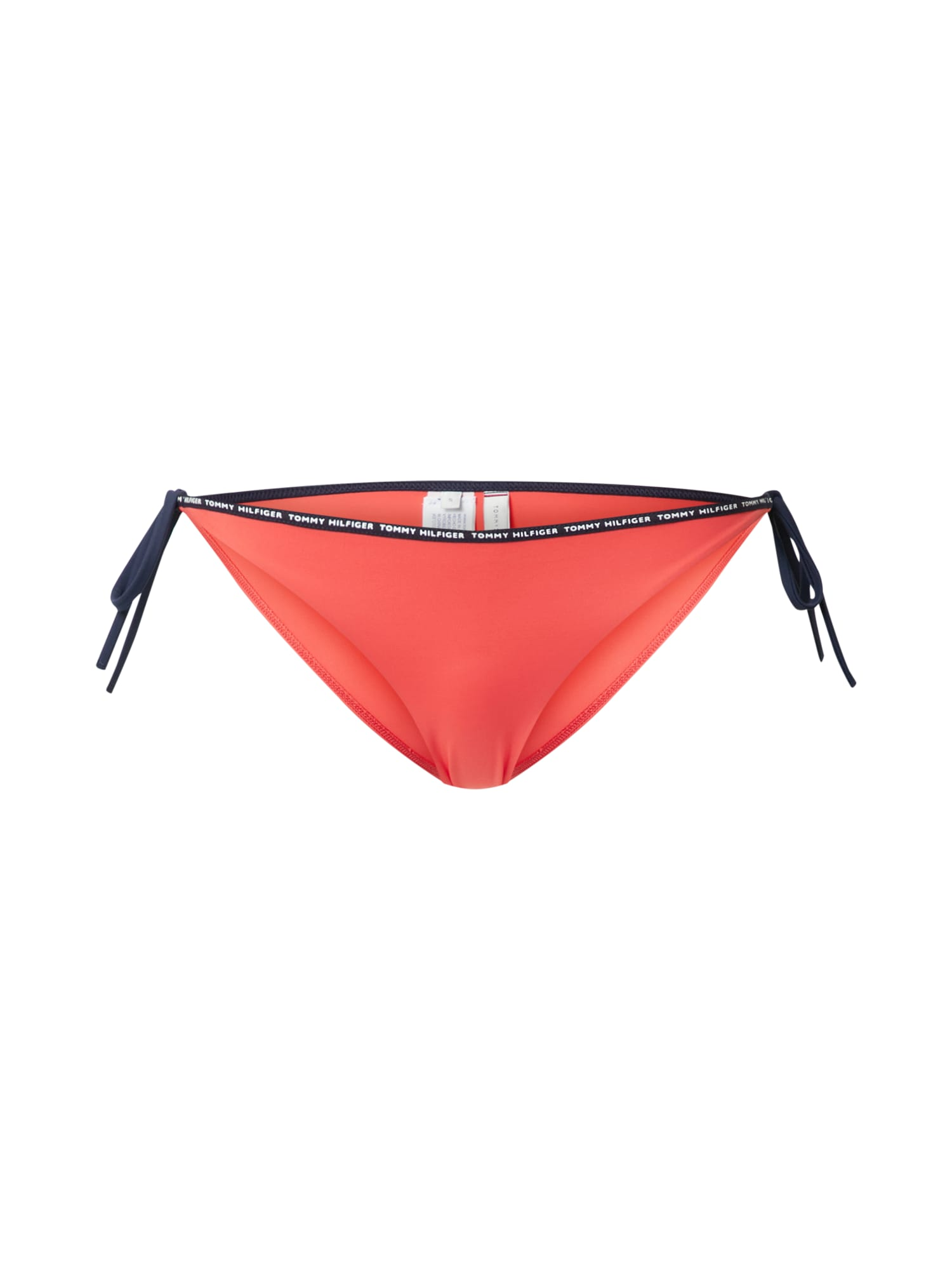 Tommy Hilfiger Underwear Bikinio kelnaitės tamsiai mėlyna / lašišų spalva