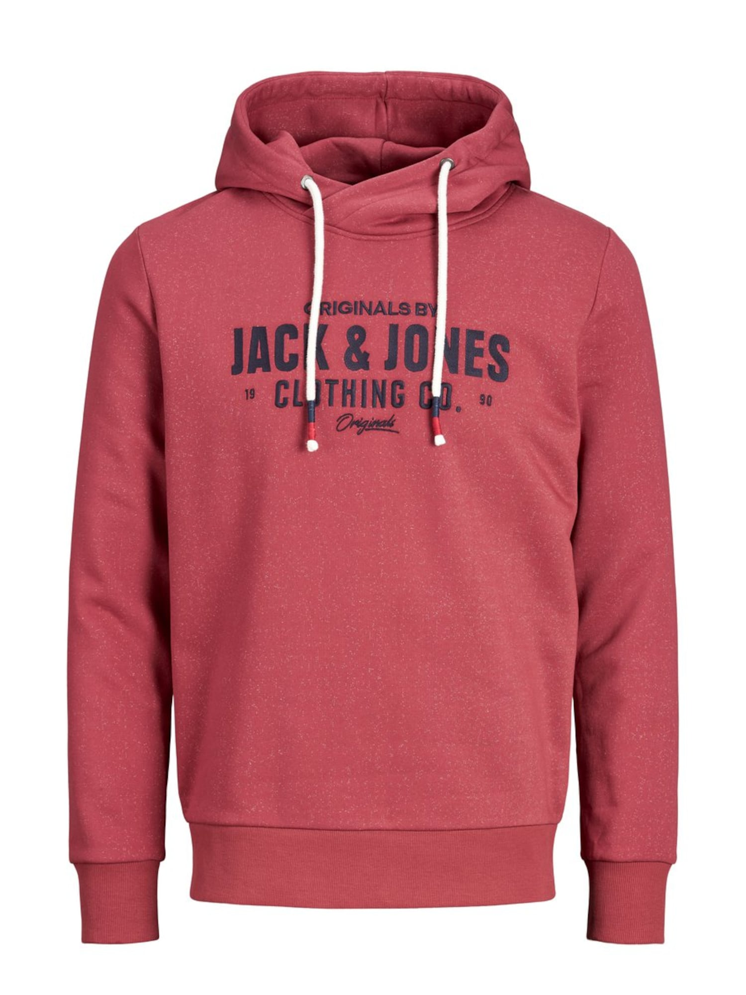 Herren jack & jones Hoodie blau,  rot,  weiß, pink,  schwarz | 05714500749059