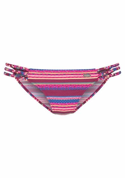 Bademode - Bikinihose › Buffalo › blau fuchsia bordeaux  - Onlineshop ABOUT YOU
