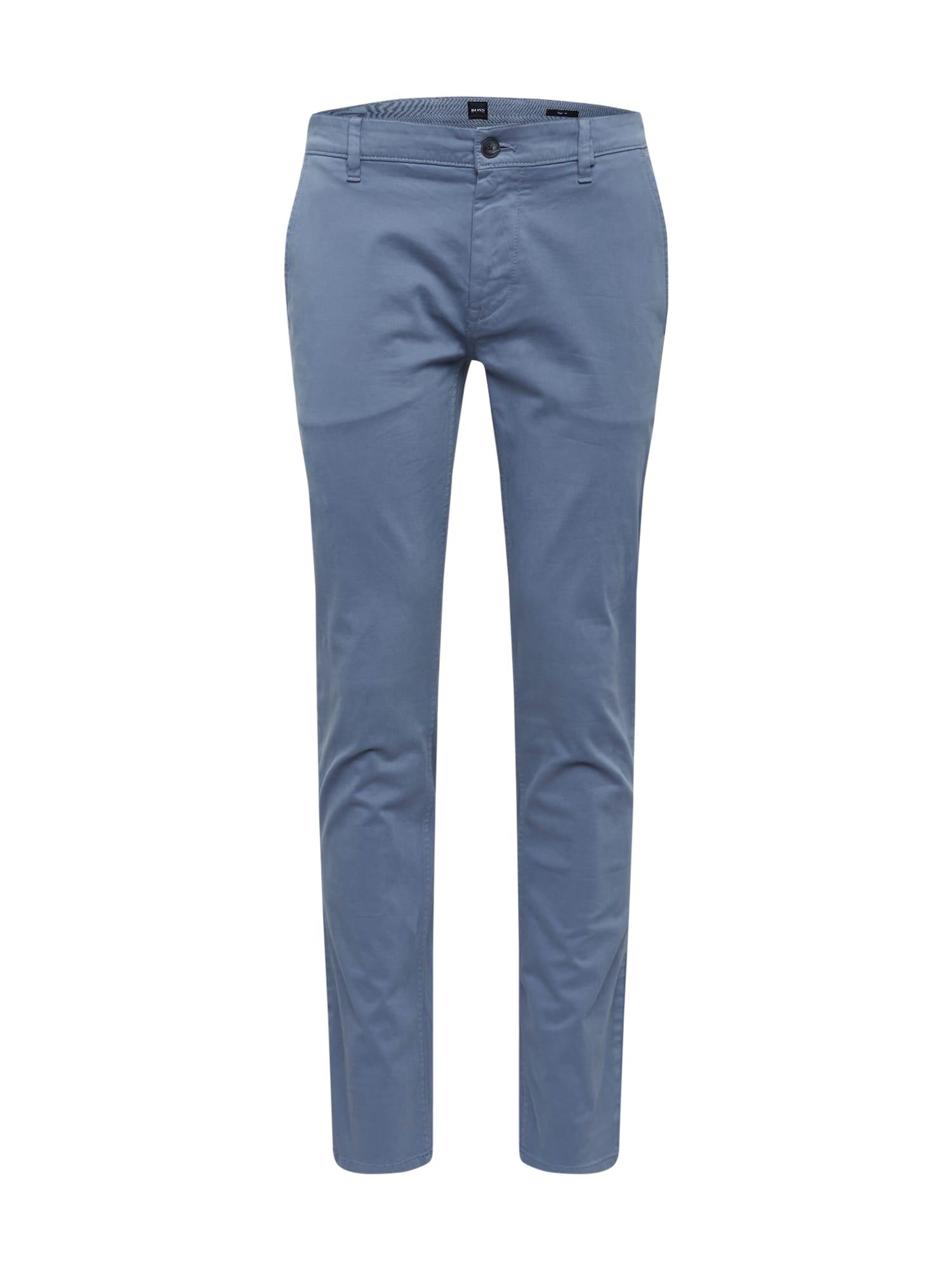 """BOSS """"Chino"""" stiliaus kelnės mėlyna"""