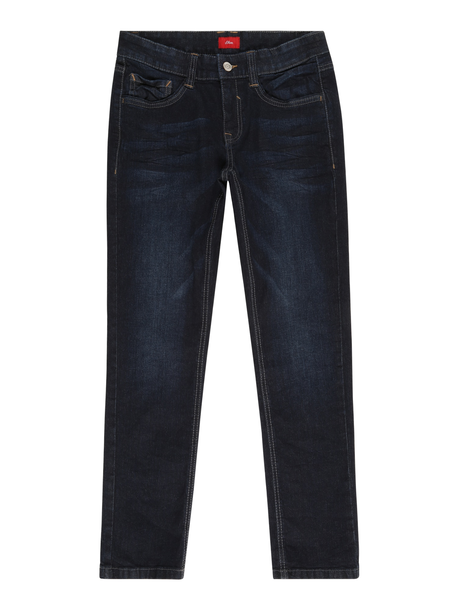 s.Oliver Junior Džinsai tamsiai (džinso) mėlyna