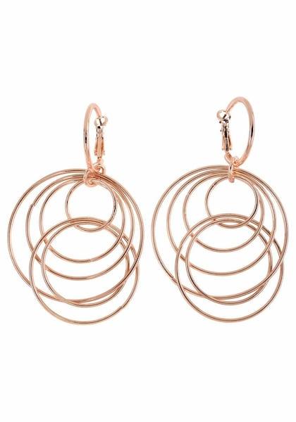 Ohrringe für Frauen - J. Jayz Ohrhänger rosegold  - Onlineshop ABOUT YOU