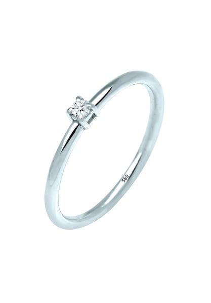 Ringe für Frauen - Diamore Ring silber  - Onlineshop ABOUT YOU