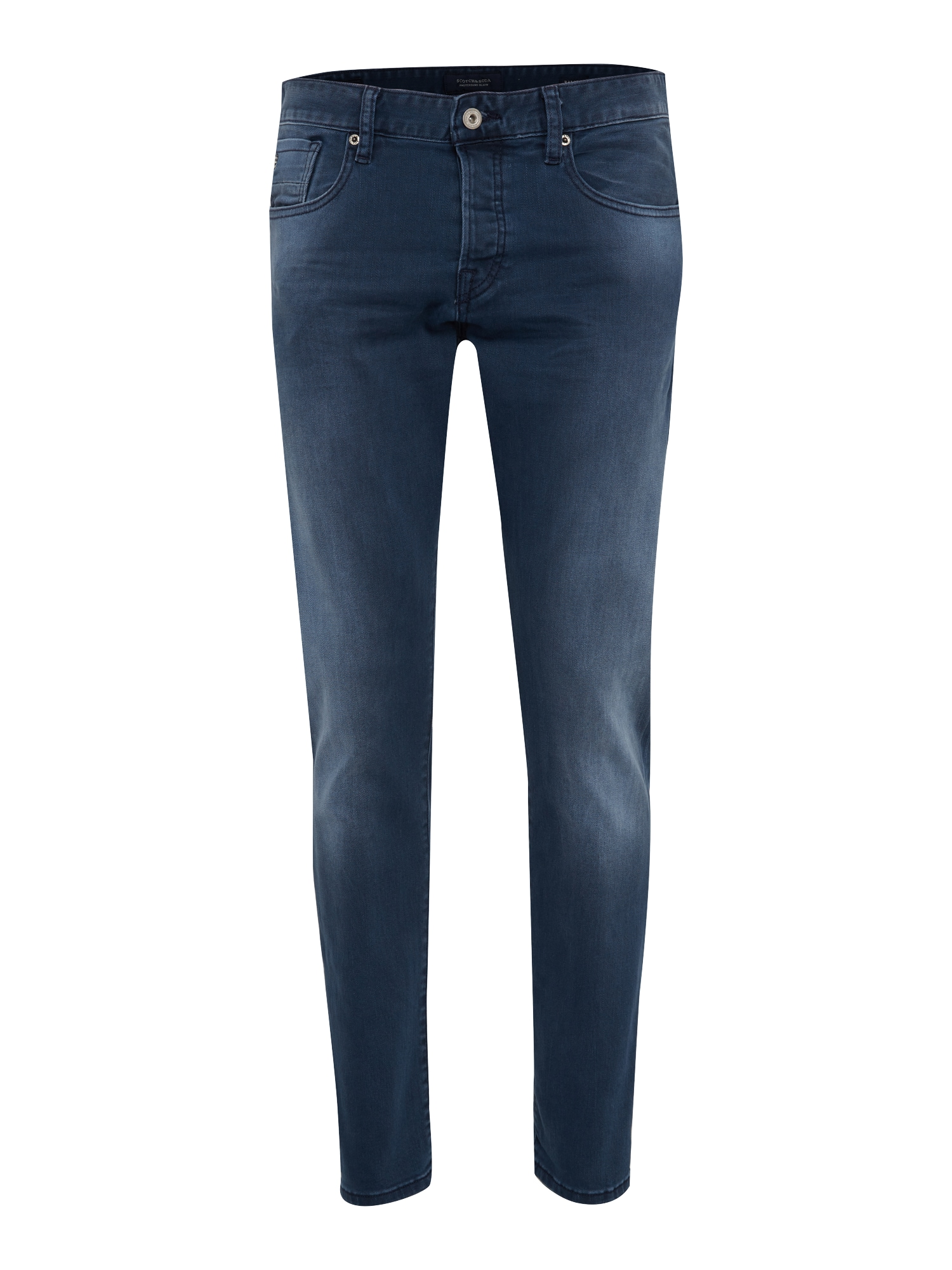SCOTCH & SODA Džínsy 'NOS Ralston - Concrete Blues'  modrá denim