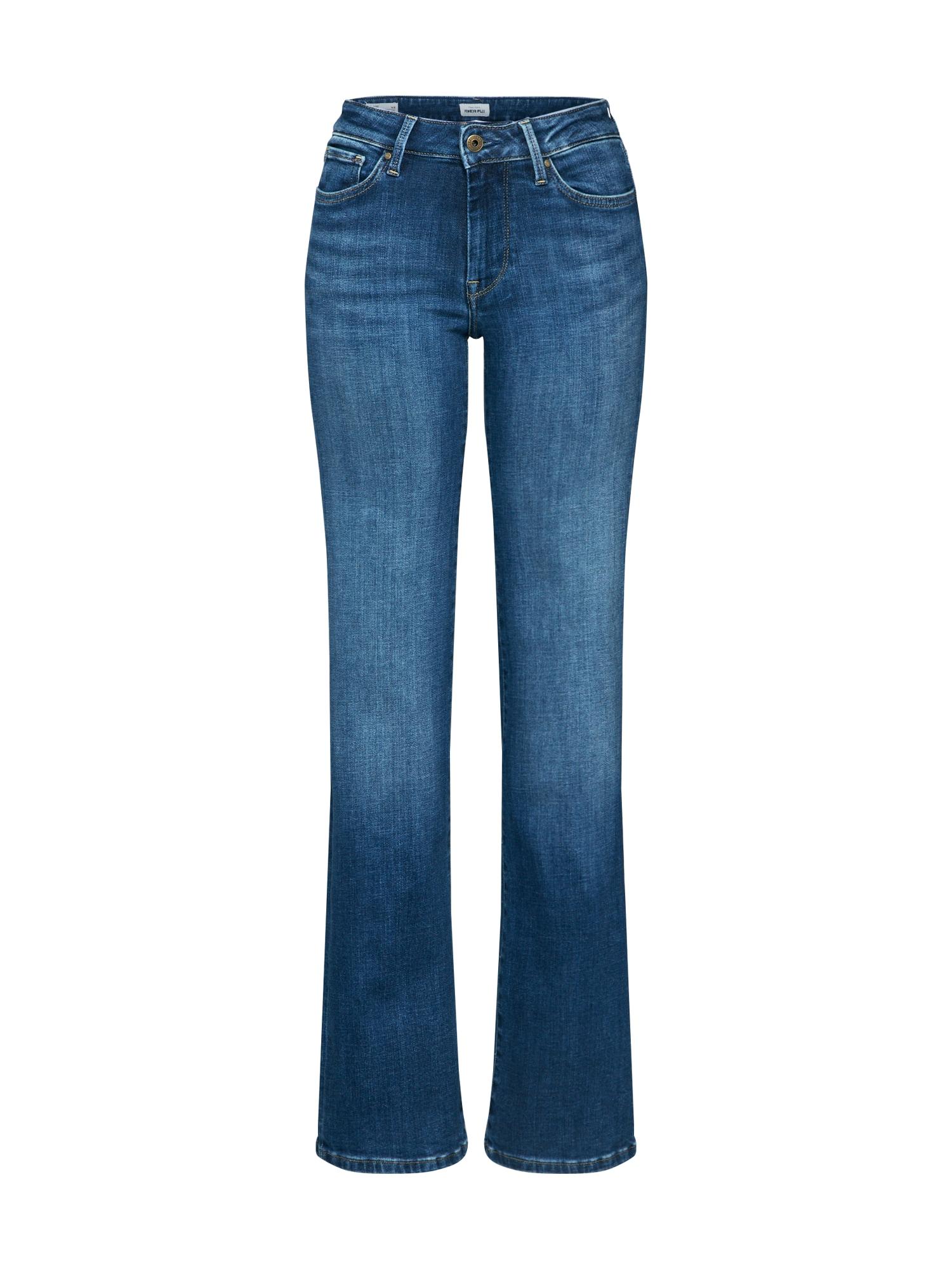 Pepe Jeans Džinsai mėlyna