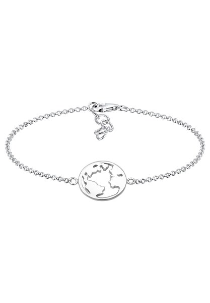 Armbaender für Frauen - ELLI Armband silber  - Onlineshop ABOUT YOU