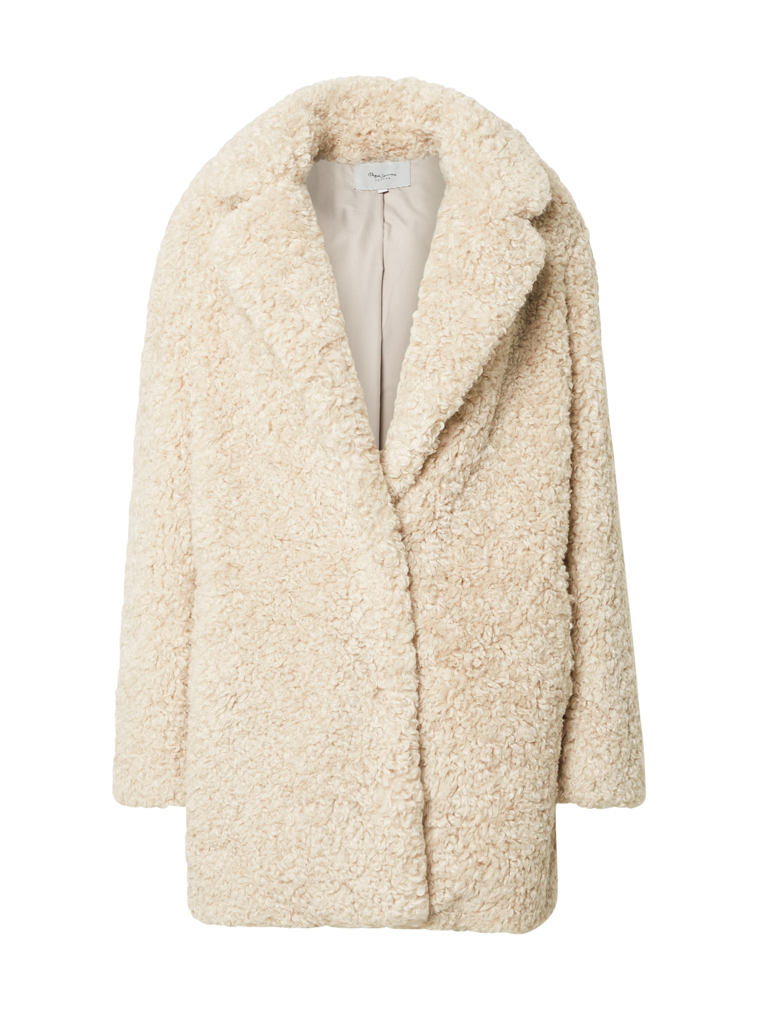 Pepe Jeans Zimní kabát 'Gretta'  béžová