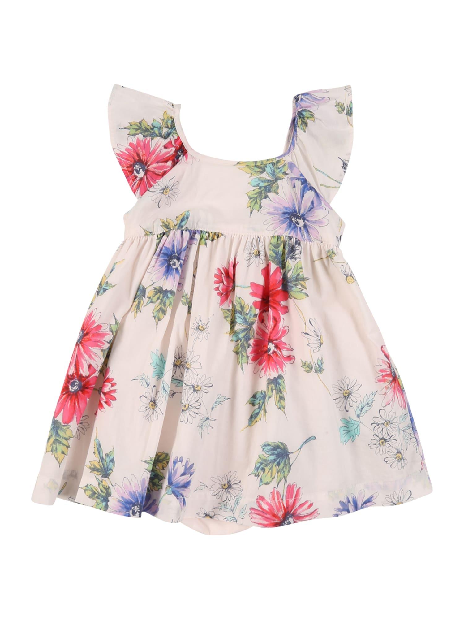 GAP Suknelė rožių spalva / rožinė / smėlio