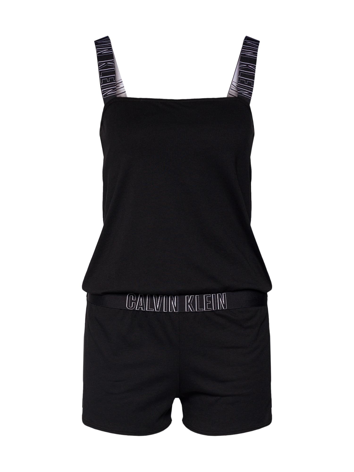 Overal ROMPER černá Calvin Klein Swimwear