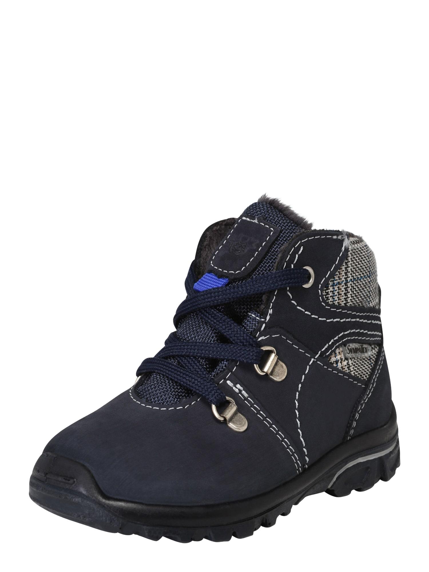 Pepino Sniego batai 'DESSE' gencijono spalva