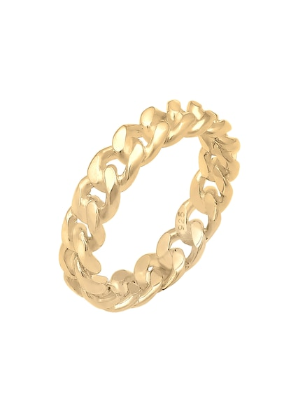 Ringe für Frauen - ELLI Ring 'Twisted' gold  - Onlineshop ABOUT YOU