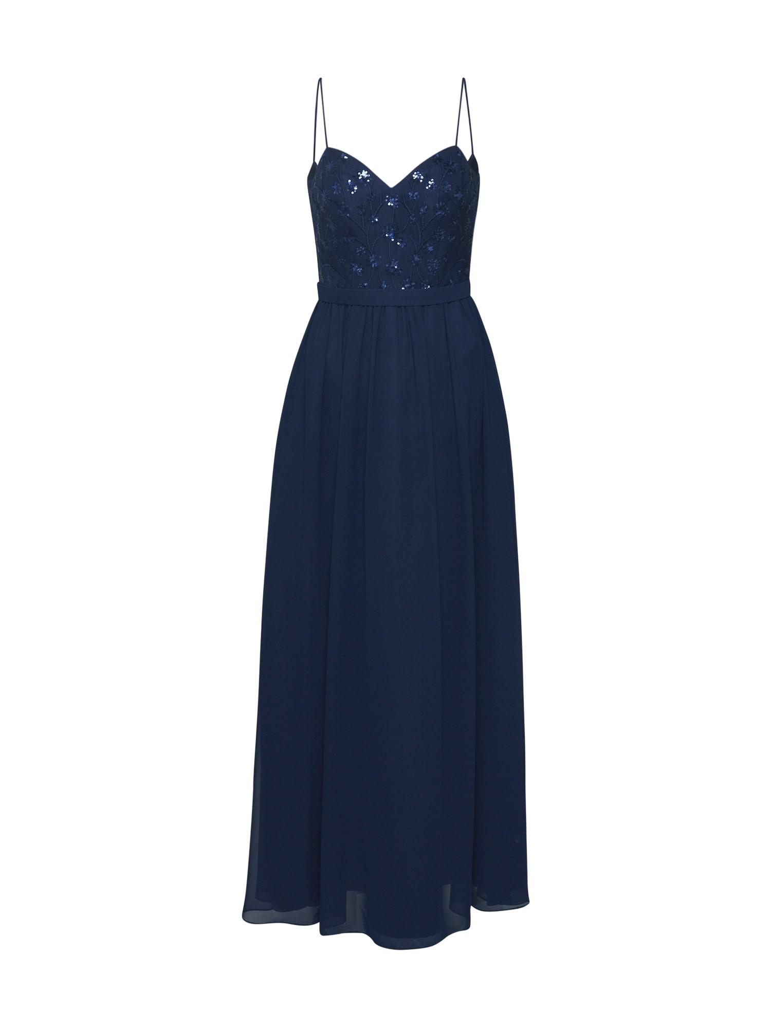 Laona Vakarinė suknelė tamsiai mėlyna