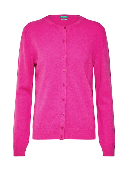 Jacken - Strickjacke › United Colors of Benetton › fuchsia  - Onlineshop ABOUT YOU