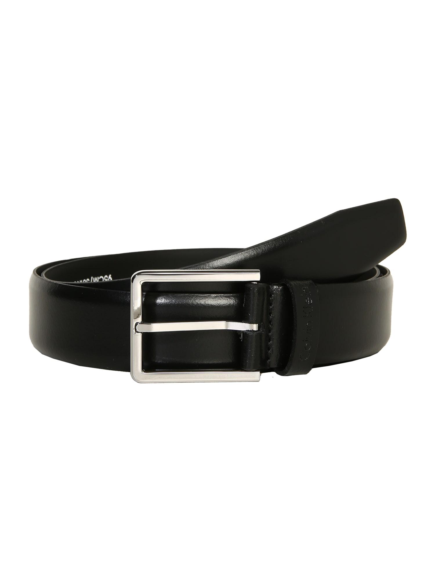 Calvin Klein Diržas '35MM' juoda
